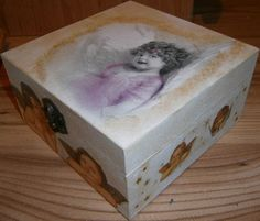 tea box angel