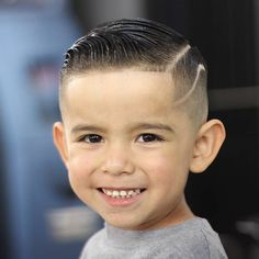 31 Cool Hairstyles for Boys http://www.menshairstyletrends.com/31-cool-hairstyles-for-boys/