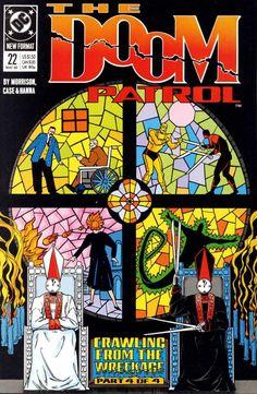 Doom Patrol #22 - The Ossuary (Issue)