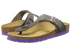 Birkenstock Gizeh Tobacco Oiled Leather - Zappos.com Free Shipping BOTH Ways