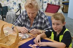 The joy of young children - Finley Regional Care Aged Care, Youngest Child, Beautiful Stories, Young Children, Pre School, Regional, Laughter, Joy, Little Boys