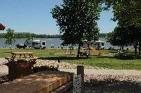 Cedar Shore, South Dakota - Campground