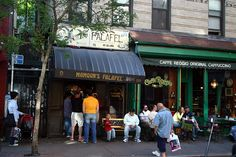 Speaking of Mamouns, Greenwich Village 119 MacDougal St.  Forever.