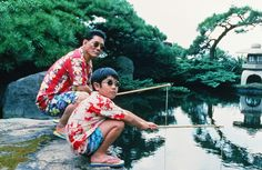 L'été de Kikujiro de Takeshi Kitano
