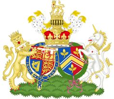 Combined Coat of Arms of William and Catherine, the Duke and Duchess of Cambridge - Wedding of Prince William and Catherine Middleton - Wikipedia, the free encyclopedia