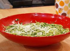 Caesar-Style Kale Pesto Pasta from Rachael Ray | RachaelRayShow.com