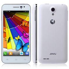 JIAYU 4.3 Inch G2F Android 4.2 HD IPS Gorilla Glass MTK6582 Quad Core 3G OTG Smartphone--$154.95