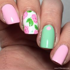 xxxxx Nail Blog, Flower Nail Art, Us Nails, Nail Art Galleries, Short Nails, Nails Inspiration, Beauty Nails, How To Look Pretty, You Nailed It