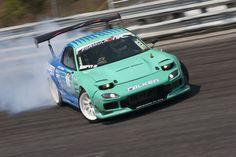 2006 Formula Drift - Falken Mazda RX7