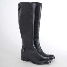 Franco Sarto Rivoli Boot in Black $189.00