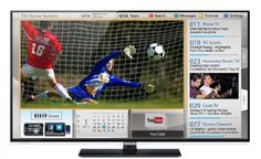 Gana una smart TV Viera Panasonic 42 pulgadas
