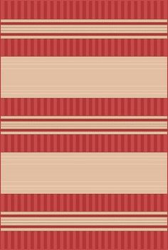 Indoor-Outdodor rugs from Liora Manne: Tropez Stripe Red. Order from Rich's for the Home. Indoor Outdoor Rugs, Throw Rugs, Patio, Warm, Red, Area Rugs, Terrace