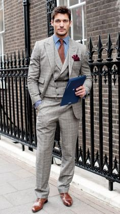 David Gandy - Brit Chic