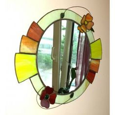 Oglinda vitraliu