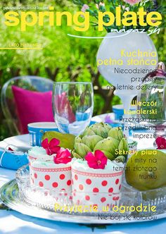 Spring Plate Magazine in Polish http://issuu.com/springplate/docs/magazyn_no_2