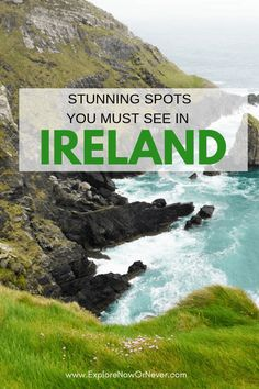 The Ultimate 10 Day Ireland Itinerary: How to Road Trip the Emerald Isle The Ultimate 10 Day Ireland Itinerary: How to Road Trip the Emerald Isle Ireland Travel Ireland Travel Guide, Europe Travel Tips, European Travel, Travel Guides, Travel Destinations, Travel Info, Travel Uk, Family Travel, Emerald Isle