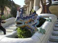 Parc Guell 2012 by Jan Donders