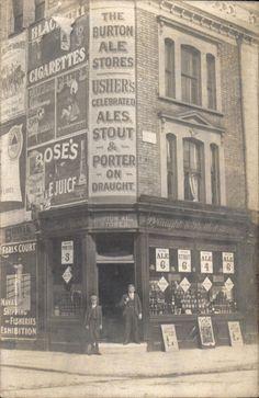LONDON - UPPER HOLLOWAY - HARVIST ROAD - 1905