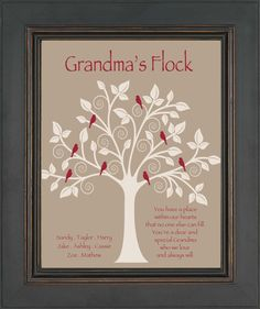 17 Best Homemade Grandma And Grandpa Christmas Gifts Images Gift