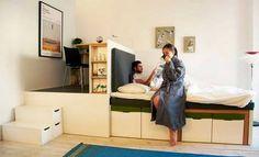 кровать на подиуме - Поиск в Google