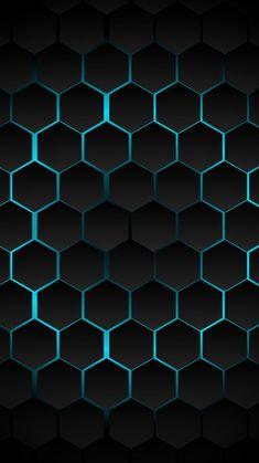 Math Wallpaper, Hexagon Wallpaper, Wallpaper Earth, Technology Wallpaper, Graphic Wallpaper, Computer Wallpaper, Dark Blue Wallpaper, Black Phone Wallpaper, Galaxy Wallpaper