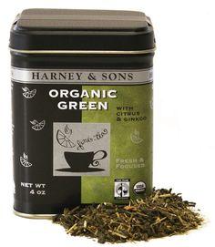 Harney & Sons tea