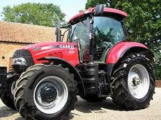 maybe we'll have a tractor like this one day.....once it's become vintage like our current tractors ;)