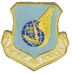 Air Force Pacific Air Forces Patches