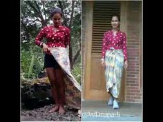 4 Easy Ways To Wear a Kain Batik  GemmaDelicia  YouTube