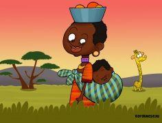 Aludj el! - Afrikában Luigi, Fictional Characters, Art, World Flags, Children Pictures, Continents, Kunst, Fantasy Characters, Art Education