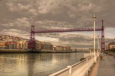 """""""Puente colgante II""""  by Eduardo Latorre, via 500px. En Vilnius, Lituania"""