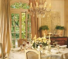 pictures of gerri bremmerman | Dining Room - Gerrie Bremermann | For the Home