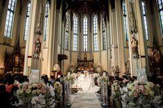 10 Gereja Katolik Cantik Untuk Pernikahan di Jakarta - fidela jovan wedding susy kleo the bride dept biyan wedding dress chinese wedding hotel mulia gereja katedral misa pemberkatan holy matrimony