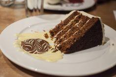 Carrot Cake   ©Yoruhana/ Flickr
