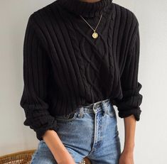 Herbst Winter minima - January 20 2019 at Mode Outfits, Fashion Outfits, Womens Fashion, Jeans Fashion, Fashion Clothes, Fashion Ideas, Fashion Tips, Fashion Trends, Fall Winter Outfits