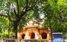 Shahi Sunahari Masjid, Old Delhi