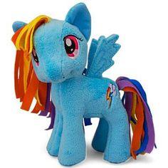 My little pony plush toy