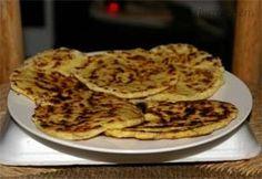 Bramborové placky pečené na plotně Pancakes, Breakfast, Food, Morning Coffee, Essen, Pancake, Meals, Yemek, Eten