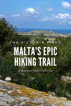 The Victoria Lines - Epic Hiking Trail in Malta