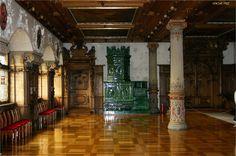 Bachsaal im Schloss Altenburg