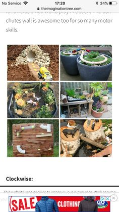 Outdoor Learning, Forest School, Motor Skills, Bird, Awesome, Outdoor Decor, Home Decor, Homemade Home Decor, Fine Motor Skills