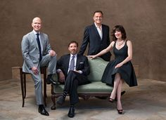 The top cosmetic professionals in America for Masters of Aesthetics Magazine