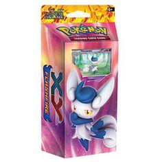 Pokemon Trading Cards XY Mystic Typhoon Theme Deck