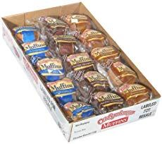 Otis Spunkmeyer Banana Chocolate Chip, 4 oz (Pack of Three flavor variety 10 Blueberry, 10 Banana Nut and 10 Chocolate Chip. Ideal for concessions and food service. Easy Blueberry Muffins, Carrot Cake Muffins, Homemade Muffins, Blue Berry Muffins, Cranberry Muffins, Donut Muffins, Blueberry Chocolate, Chocolate Chip Muffins, Keto Muffin Recipe