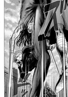 One Punch-Man - - Capítulo Limitador - Ouroboros Scans - TuMangaOnline One Punch Man Memes, One Punch Man Sonic, One Punch Man Manga, Opm Manga, Manga Anime, Manga Art, Saitama, One Punch Man Wallpapers, Page One