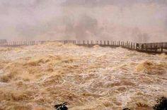 La furia del río Iguazú