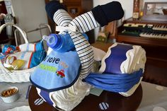 Diaper trike by newlywoodwards, via Flickr