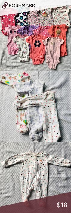 Outfits & Sets Baby & Toddler Clothing newborn Gentle Baby Girl Pink Classic Sleepsuit /all In One