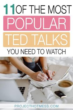 There's no doubt TED Talks are amazing. Check out these most popular TED Talks for your boost of inspiration and motivation. Most Popular Ted Talks, Hot Mess, Healthy Relationships, Life Lessons, Motivation, Blogging, Amazing, English Online, Entrepreneur Inspiration