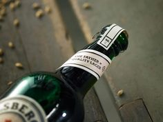 The Father of Quality Lager on Packaging of the World - Creative Package Design Gallery